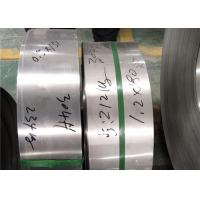 Buy cheap SUS 304 Stainless Steel Strip Coil Thickness 0.2mm ~ 6mm BA 2B Finish Surface from wholesalers