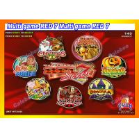Buy cheap slot machine games for PC Multi Game Red 7 Game Board Casino Games Slot Machines VGA Output play slot machine from wholesalers