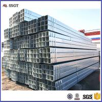 Buy cheap Small diameter Thick wall Low carbon Pre-galvanized steel pipe/tube from wholesalers
