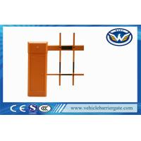 Buy cheap 5 Million Operating Times Car Parking Barriers With Aluminum Boom Barrier from wholesalers
