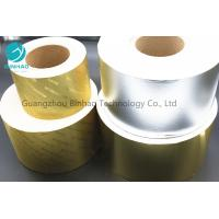 Buy cheap Customizable Aluminium Tin Foil Tobacco Cigarette Inside Paper ISO9001 from wholesalers