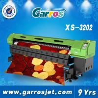 Buy cheap Garros 3.2m epson Dx5 head / 1440dpi eco solvent printing machine from wholesalers