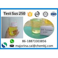 Buy cheap Testosterone Sustanon 250/Test Sus 250 Mix Test Steroids Yellow Oils product