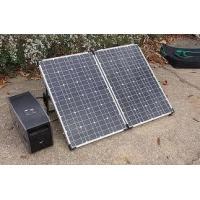 Buy cheap 200watt Portable Solar Panel Kit product