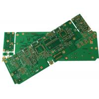 Buy cheap Multilayer Custom PCB Boards Through Hole Blind Buried Vias 10 Layer PCB Circuit Board from wholesalers