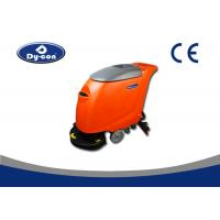 Buy cheap Hand Held Industrial Electric Tile Floor Cleaner Machine 3 - 4.5 Hours Working Time from wholesalers