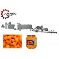 Buy cheap Hot Sale Cheese Balls Making Machine Puff Snacks Production Line from wholesalers