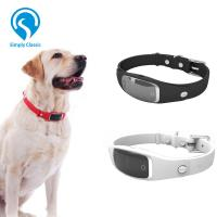 Buy cheap S1 Dog Device Real Time Tracking Pet GPS Tracker from wholesalers