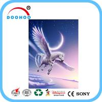Buy cheap Vivid 3D Lenticular Poster PP PET Large Picture CMYK Printing for Advertising from wholesalers