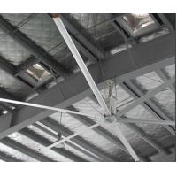 Buy cheap Aluminum Extruion Profile Industrial Cooler Fan Blade Anodize Surface from wholesalers