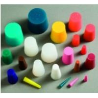 Buy cheap Personalised Shaped Silicone Stopper With Hole , Soft Silicone Bungs For Wine Barrels from wholesalers