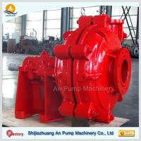 Buy cheap Chrom mine centrifugal sand slurry pump from wholesalers