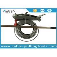 Buy cheap 0.8T Tirfor Cable Puller , Manual Lever Winch With 20M Wire Rope from wholesalers