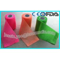 Buy cheap How Medic Nonwoven Cohesive Bandage from wholesalers
