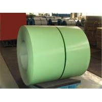 Buy cheap EN10327 DX51D+Z Prepainted Galvanized Steel Coil , GI Steel Coils from wholesalers
