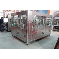 Buy cheap Flavored Juice Glass Bottle Filling Machine Medium Scale Gravity Fillier System from wholesalers