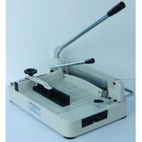 Buy cheap Professional Manufacturer Wd-868 A3 Paper Trimmer Manual Guillotine from wholesalers
