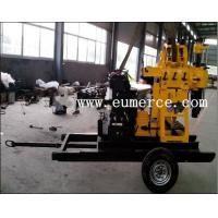 Buy cheap HZ-130YY water well drilling rig,drilling depth 130m;drilling diameter 260-75mm from wholesalers