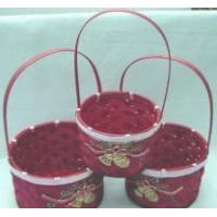 Buy cheap Floral Basket from wholesalers