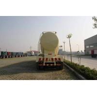 Big Capacity 39cbm Dry Bulk Tuck Transport Cement Coal , Talcum Powder