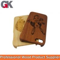 Buy cheap wooden case for iphone 5 from wholesalers
