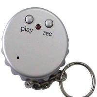 Buy cheap Multifunction Recording Key chains with Highly Clear Sound Effect from wholesalers
