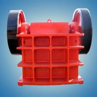 Buy cheap High Efficiency Jaw Crusher Machine With Competitive Price from wholesalers
