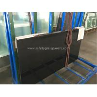 Buy cheap 3 - 5 MM Toughened Frameless Tempered Glass Fence Panels Resist Shock / Burglary from Wholesalers