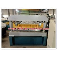 Buy cheap Quality Longspan Aluminum Roofing Sheet Corrugation Machine for Corrugating 0.45mm 0.55mm from wholesalers