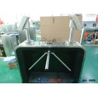 Buy cheap 2016 Newest Biometric Stainless Steel Turnstile Tripod With RFID Access Control from wholesalers