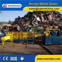 Buy cheap Hydraulic metal press machine to bale waste steels and Scrap Car from china manufacturer from wholesalers