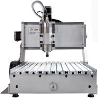 Buy cheap 3040 mini cnc engraving hard wood machine maker from wholesalers