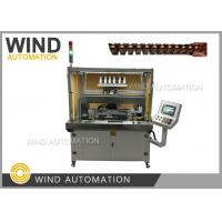 Buy cheap 8KW BLDC Coil Winding Machine 600RPM Straight Lamination 3 Phase Small Slot Size from wholesalers