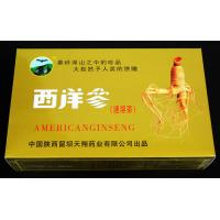 Buy cheap natural american ginseng instant tea exported wholesale from wholesalers