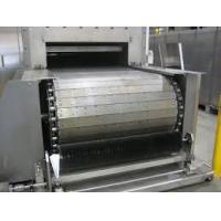 Buy cheap Food Factory Chain Link Conveyor Belt Safety , Plain Weave Stainless Steel Mesh Belt from wholesalers