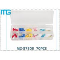 Buy cheap 70 PCS Multi Color Automotive Wire Terminal Kit For FDD Quick Disconnects from wholesalers