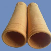 Buy cheap 550GSM Baghouse Filter Bags  Dust Collector P84 Air Filter Bag with PTFE Membrane from wholesalers