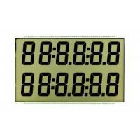 Buy cheap TN Lcd Display Custom Digit Lcd 7 Segment Display Transparent Lcd Screen Monochrome Lcd Panel For Fuel  Dashboard from wholesalers