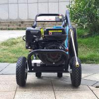 Buy cheap Manual Start Portable High Pressure Washer , 13HP 3600PSI Gasoline garden pressure washer from wholesalers