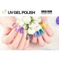 Buy cheap Nail Art Design Fast Dry Glitter Gel Nail Polish Colors No Yellowish from wholesalers
