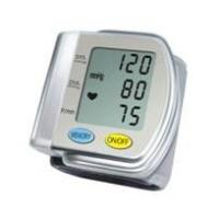 Buy cheap Big screen, wireless blood pressure monitor HE-0002, saving 60 sets testing data product
