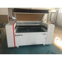 Buy cheap Desktop / Portable Laser Cutting Machine Closed Co2 Laser Tube Laser Type from wholesalers