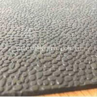 Buy cheap Heavy Duty Orange Peel Rubber Mats Leather Pattern Rubber Floor Matting from wholesalers