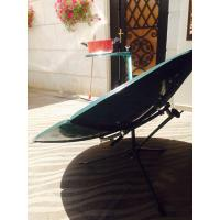 Buy cheap 1800W portable parabolic solar cooker with higher efficiency from wholesalers