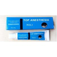 Buy cheap Blue Eyes Anesthetic Numbing Cream For Microneedle Roller Dermaroller Micro Needle Skin Therapy from wholesalers