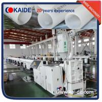 Buy cheap Plastic Pipe Extruder machine for PERT pipe 35m/min from wholesalers