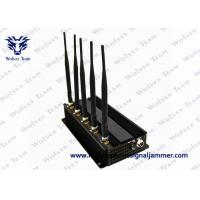 Buy cheap All Signals GPS Jammer 7W Powerful TX Frequency Covered Down Link Only product
