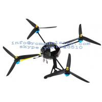 Buy cheap Balsa Wood UAV Quad Copter Airplane With Propeller / 4 Axis rc model kits from wholesalers