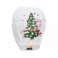 Buy cheap White Paper No Flame Eco Friendly Chinese Lanterns from wholesalers