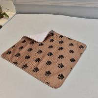 Buy cheap Waterproof Absorbent Easy Washable Dog Pee Pad Pet Training Pad Reusable Underpad from wholesalers
